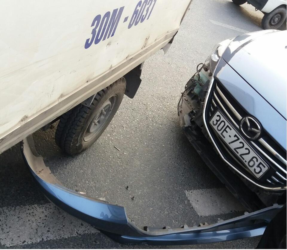 Bảo hiểm thân vỏ - bảo hiểm tự nguyện - dịch vụ sơn xe bảo hiểm