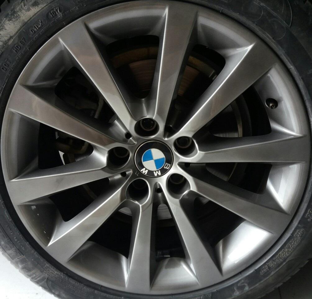 Sơn màu Titan ánh thép cho xe BMW 528i tại Trung Tâm Kỹ Thuật Ô Tô Mỹ Đình THC