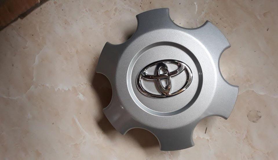 Ốp Lazang - mâm xe Toyota