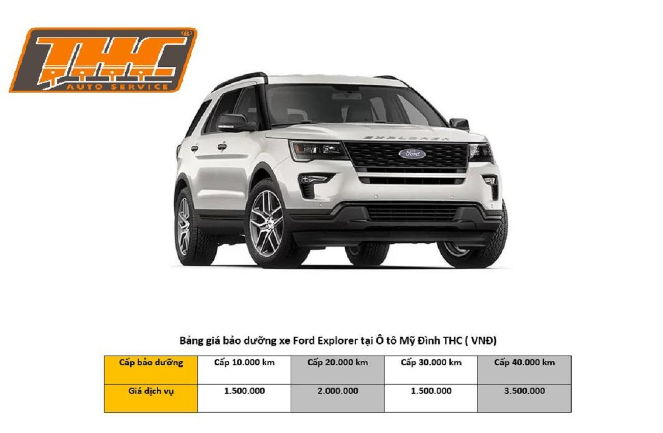 Bang-gia-bao-duong-xe-Ford-Explorer