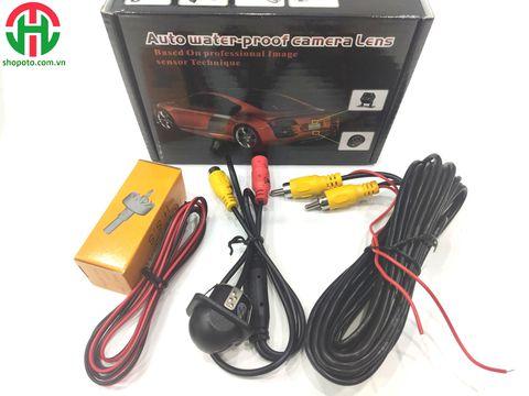 Lắp camera lề cho xe ô tô tại Trung Tâm Kỹ Thuật Ô Tô Mỹ Đình THC