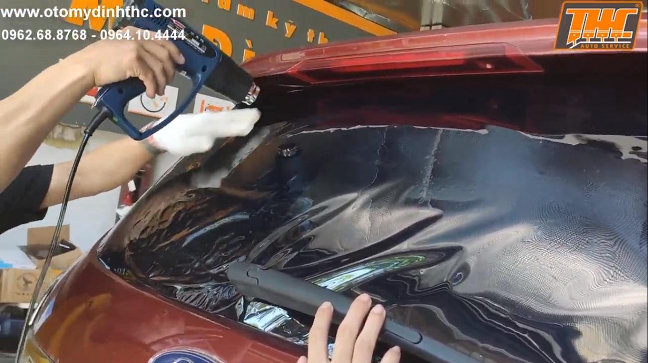 Dán phim cách nhiệt UV Care Hi-Kool cho xe Ford Everest