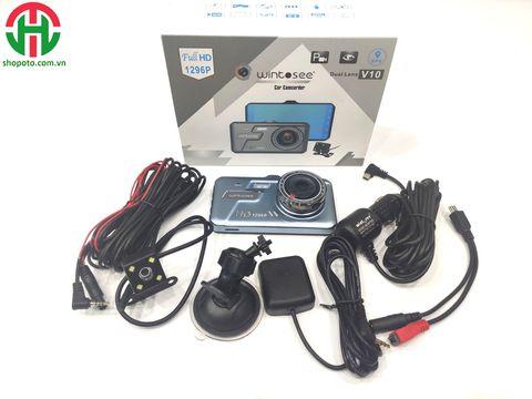 Lắp camera hành trình cho xe Toyota Innova