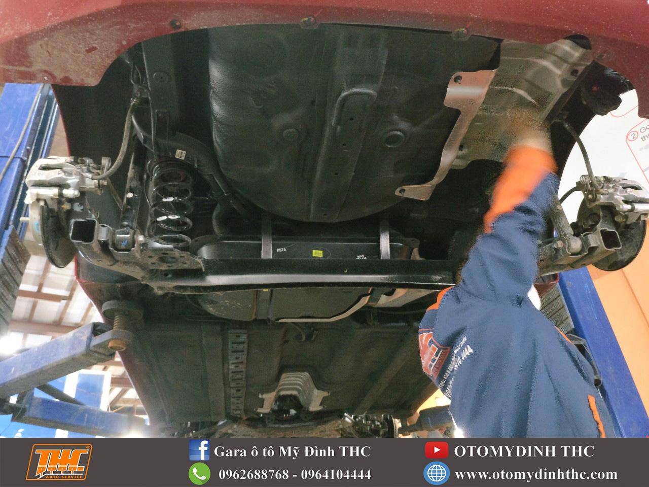 Chi phí bảo dưỡng định kỳ xe Hyundai I10