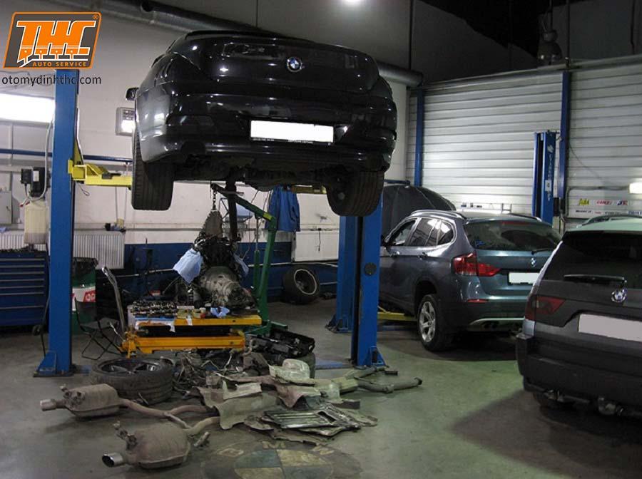 Chi phí sửa chữa xe ô tô BMW X5