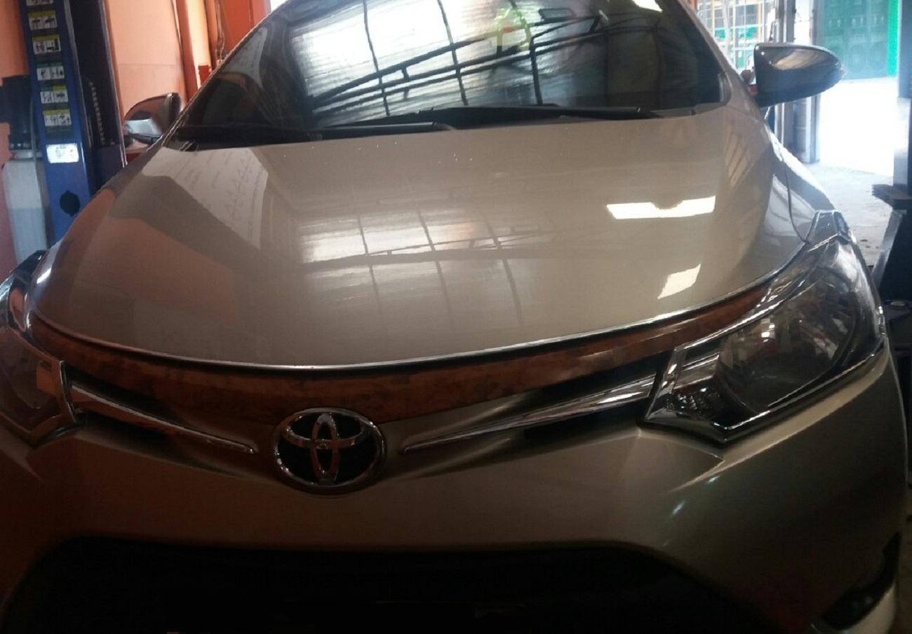 Sửa chữa bảo dưỡng đại tu động cơ xe Toyota Vios tại Trung Tâm Kỹ Thuật Ô Tô Mỹ Đình THC