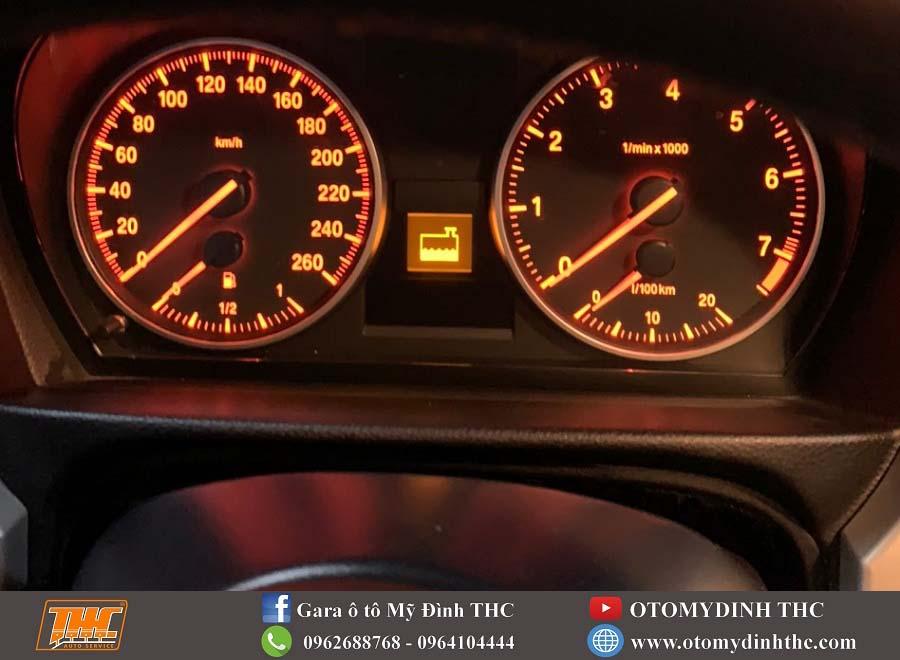 Sửa chữa xe BMW 325i đời 2010 những lỗi do khách hàng không ngờ tới