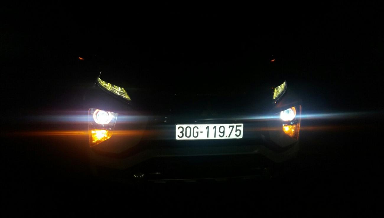 Độ xe Mitsubishi Xpander