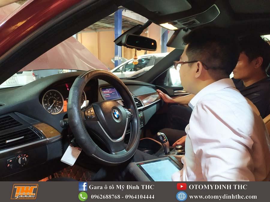 Sửa xe BMW X6