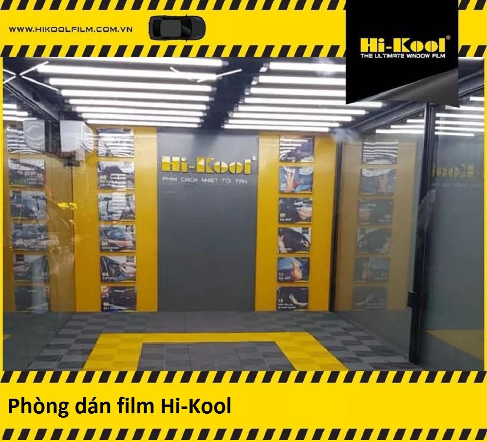 Phòng Film tiêu chuẩn Hi-Kool