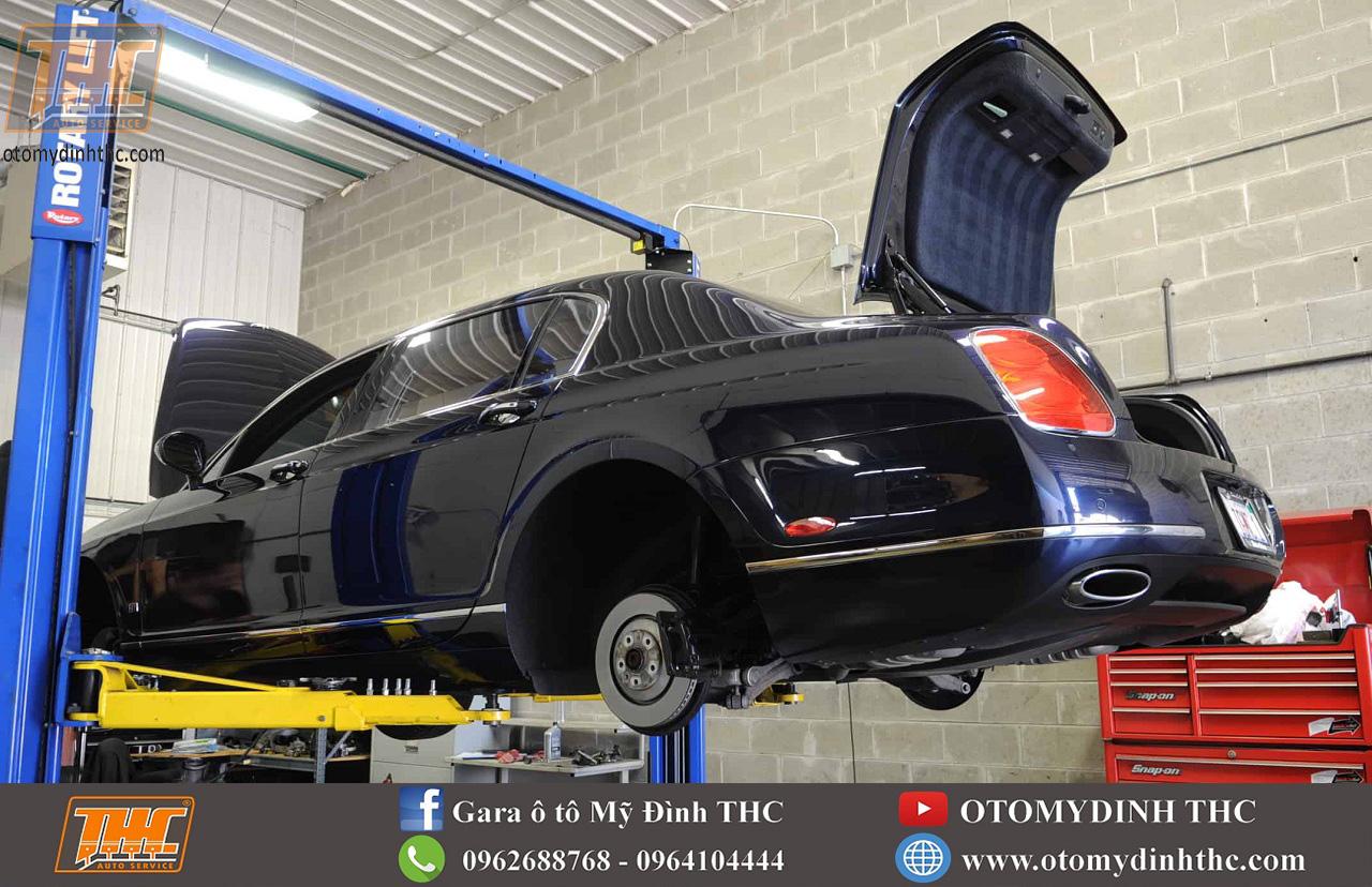 Sửa chữa xe Bentley