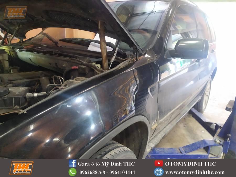 Sửa chữa động cơ xe BMW X5