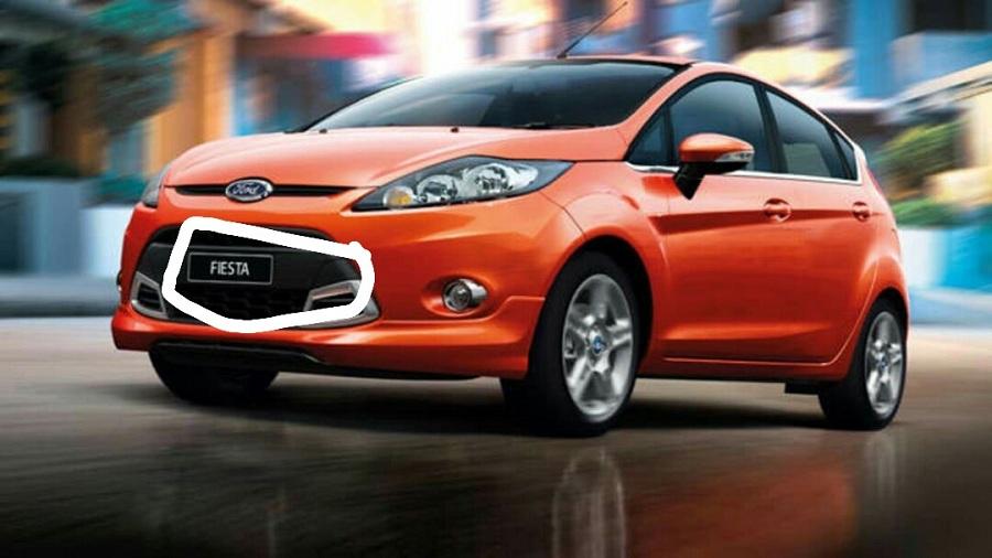 Tư vấn khách hàng sơn lazang, lắp gập gương tự động cho xe Ford Fiesta